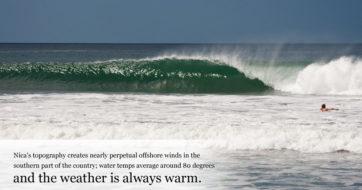 "Surfline's ""Best Bet"" for May: NICARAGUA!!!"