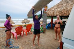 Weekly Surf Camp Story