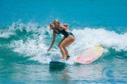 Weekly Surf Retreat Story at CHICABRAVA