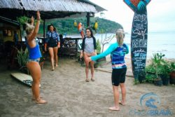 CHICABRAVA Surf Camp - Weekly Camp Story - The Group