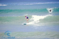 Weekly surf camp story: August 4 - Surfing!