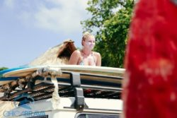 How to Avoid Sunburn When Surfing