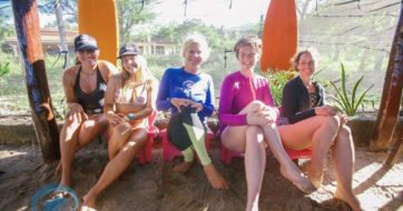 The Week of Firsts: Weekly Surf Camp Story