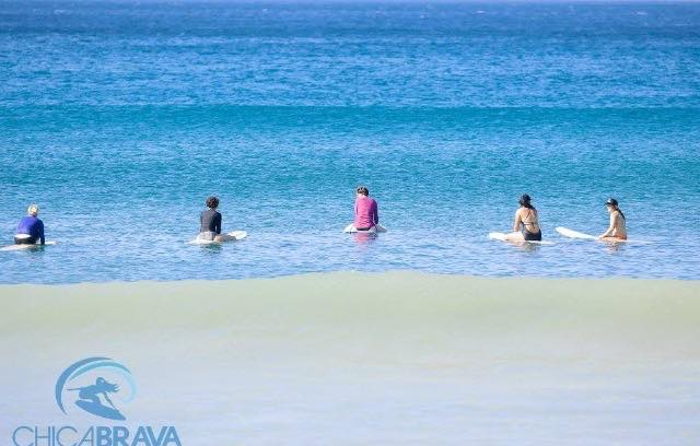 Why to Choose a Women's Surf Camp over Coed