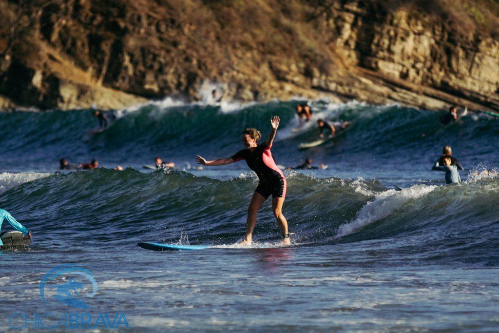 Co-ed Week at Chica Brava Surf Retreat