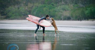 Co-ed Week: Weekly Surf Camp Stories