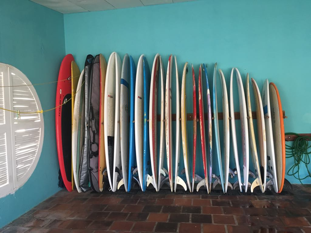 How to Select a Surfboard