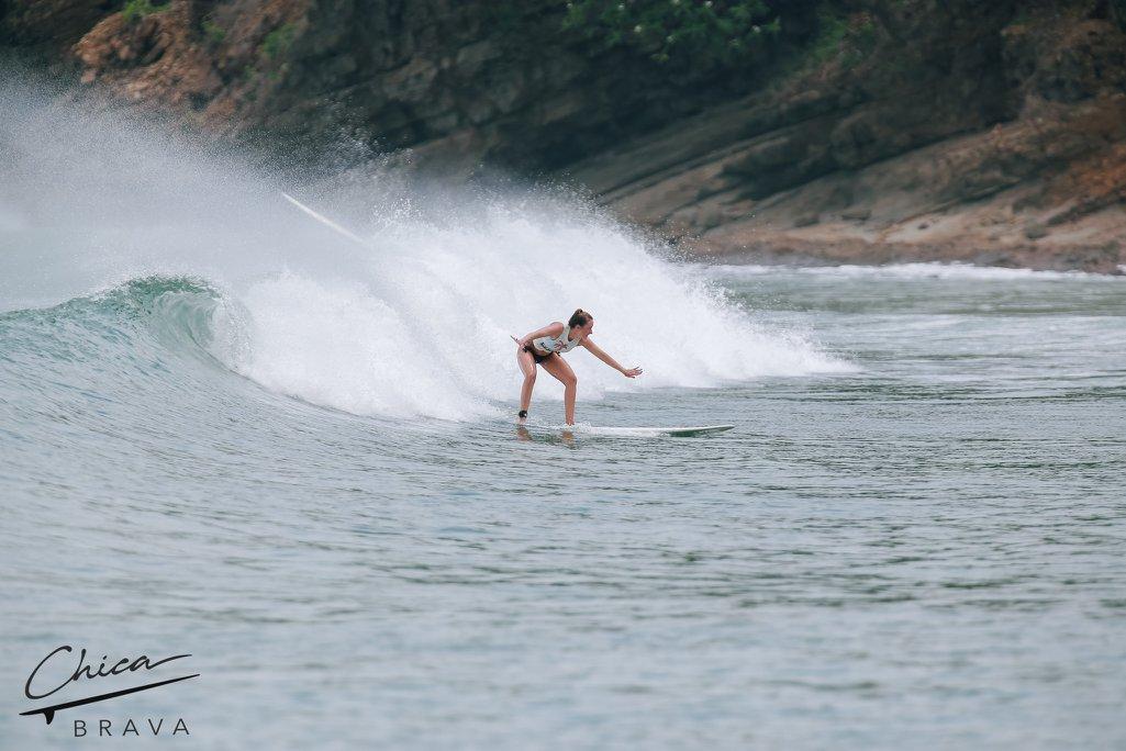 Chica Brava Women's Surf Camp Nicaragua