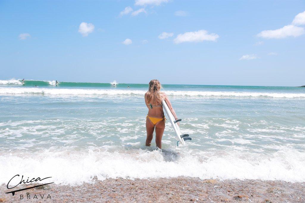 Chica Brava Surf Camp Nicaragua