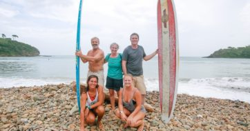 Co-Ed Surf Camp: Chica Brava