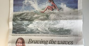 Chica Brava in the Houston Chronicle!