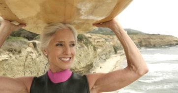 Surf Retreats for Women 40+