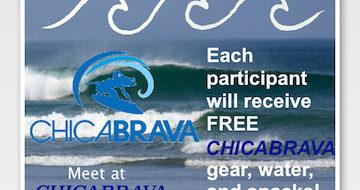 Chica Brava June Beach Clean Up!
