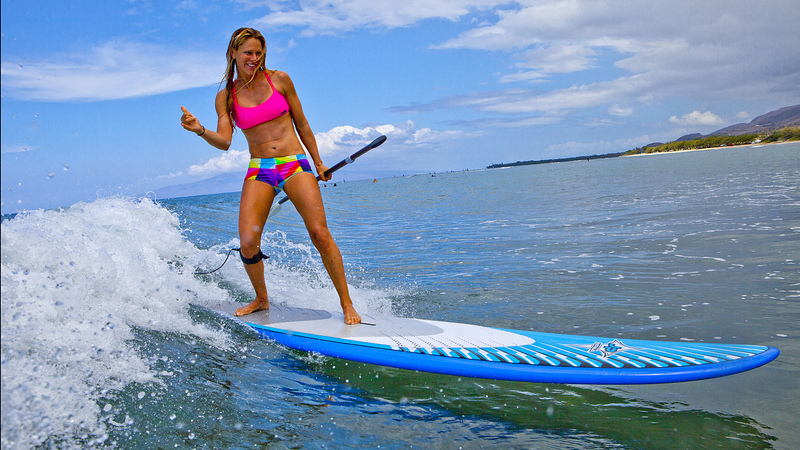 Will stand up paddle boarding help me learn to surf?