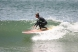 Ashley Blaylock Surfing in San Juan Del Sur