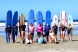 All girls surf camp