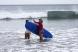 Girls surfing Nicaragua