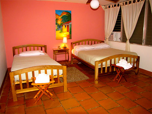 Surf Camp Room San Juan Del Sur